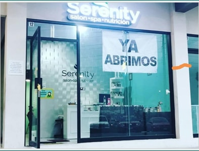 Serenity - Sucursal Plaza Clouthier